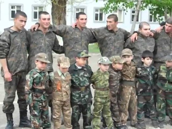 ♰ Azgi pashtpan ♰ Сыны Армении