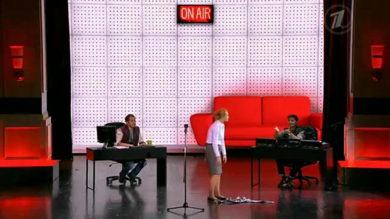 Аглая Шиловская — «Работница радиостанции». Театр Эстрады