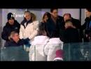 Las dos Coreas desfilan juntas bajo bandera unificada