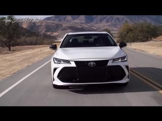 New Toyota Avalon