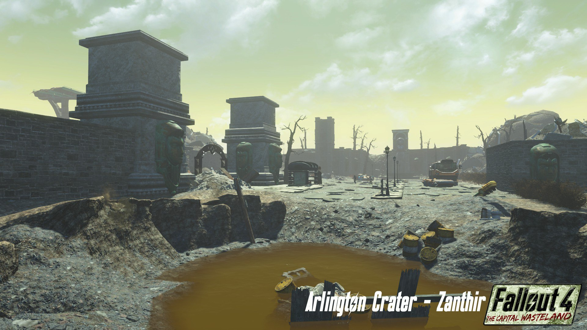 Fallout 4: The Capital Wasteland