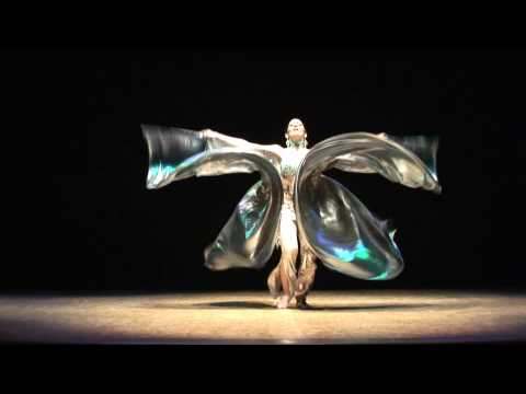 Eva Sampedro - Bellydance with Isis Wings (Crystallize)(01-06-2014)