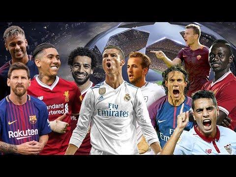 UEFA Champions League Top Scorers UCL
