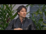 Ian Somerhalder discusses environmental activism, upcoming Cold Wash Party and more