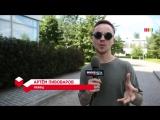 Артем Пивоваров в репортаже BRIDGE TV