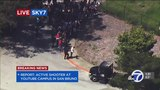 Reports of active shooter at YouTube HQ in San Bruno California | KGO-TV
