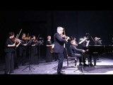 «Дивертисмент» _ Борис Тищенко. Концерт для скрипки, фортепиано и струнного оркестра