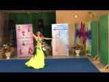 Горохова Анна соло классика юниоры дебют