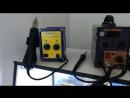 Новое поступление оборудования от Yaxun Фены паяльные станции фен паяльник сепараторы отвертки пинцеты и т д