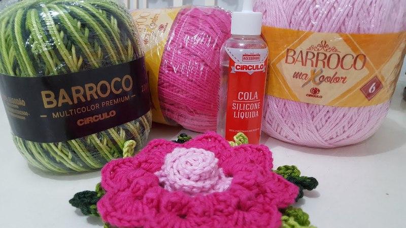 Flor Outubro Rosa