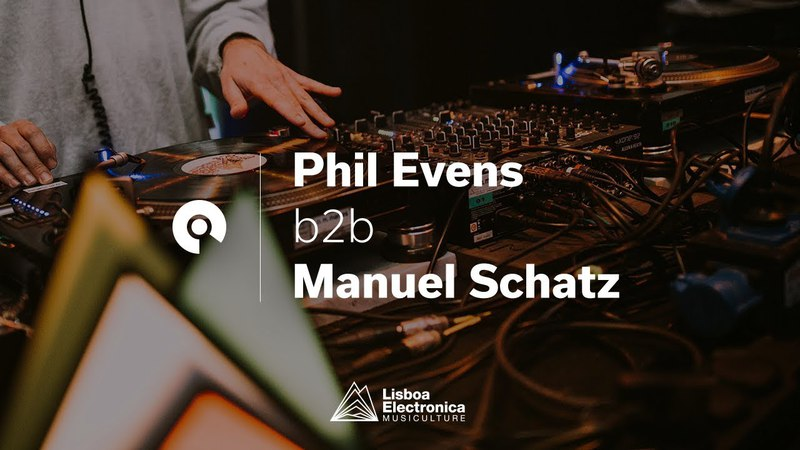 Phil Evans b2b Manuel Schatz (Gosu) @ Lisboa Electronica 2018 (BE-AT.TV)