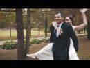 Атмосферная свадьба Антона и Алины, и клип получился соответствующий