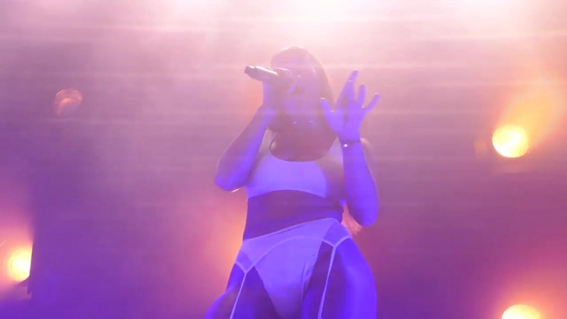 Niykee Heaton - Dream Team LIVE HD (2016) Constellation Room Orange County