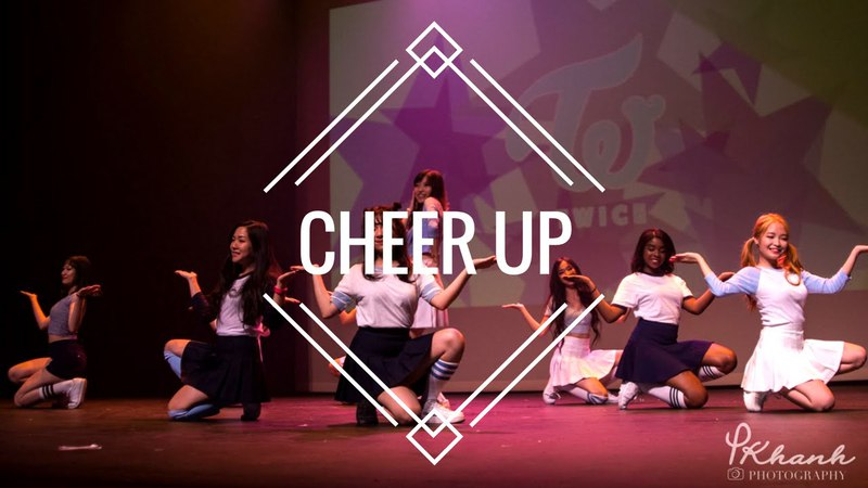 East2West4 SEOUL SURVIVOR TWICE 트와이스 CHEER UP Dance Cover