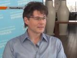 Мортен Харкет дал интервью в Новосибирске