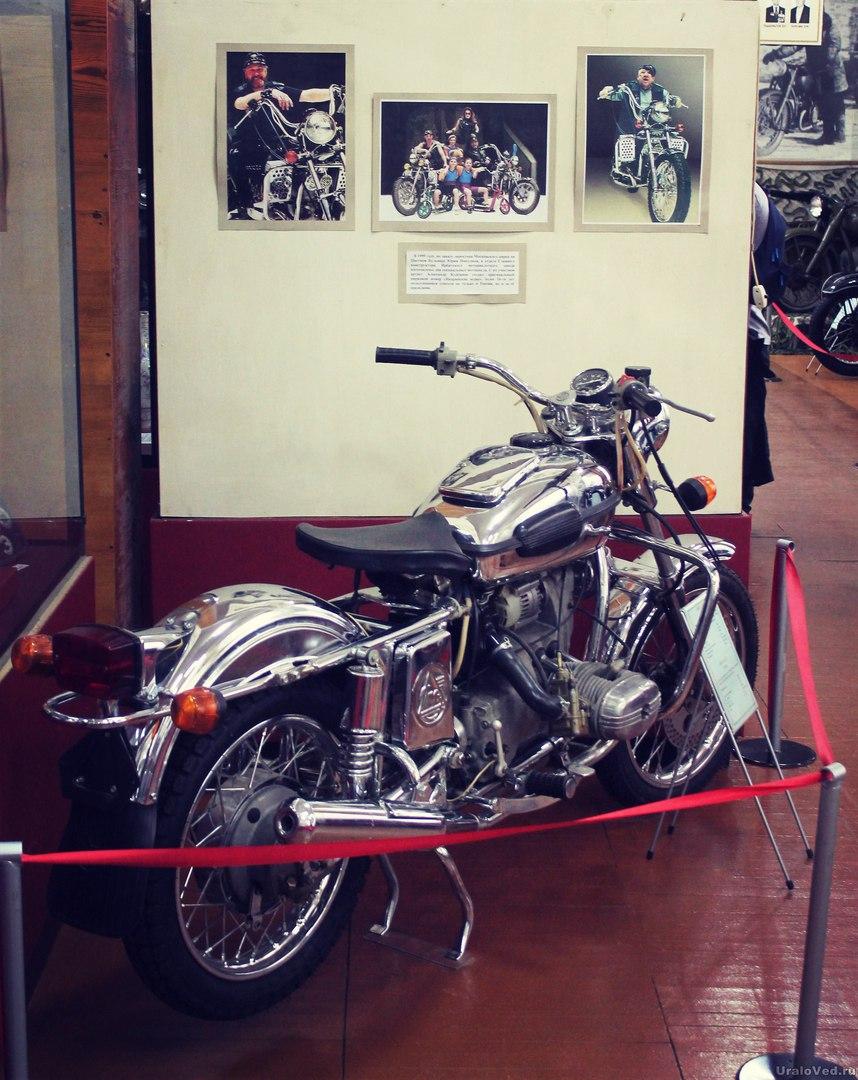 Мотоцикл Цирк