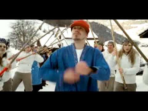 Швейцарский клип одним кадром. Оператор Брайн Гофф GIMMA superschwiizer Music Video
