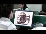 шлемы NHK производство и тесты Малайзия