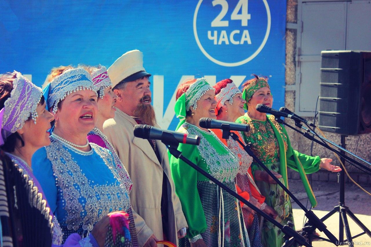 Встреча на въезде в Ирбит