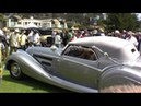 Pebble Beach 2009 Winner 1937 Horch 853 Voll Ruhrbeck Sport Cabriolet