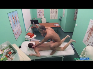Fake Hospital - Marci Matty - Thick dick stretches shaven pussy - All Sex Natural Tits Orgasm Porn 2017