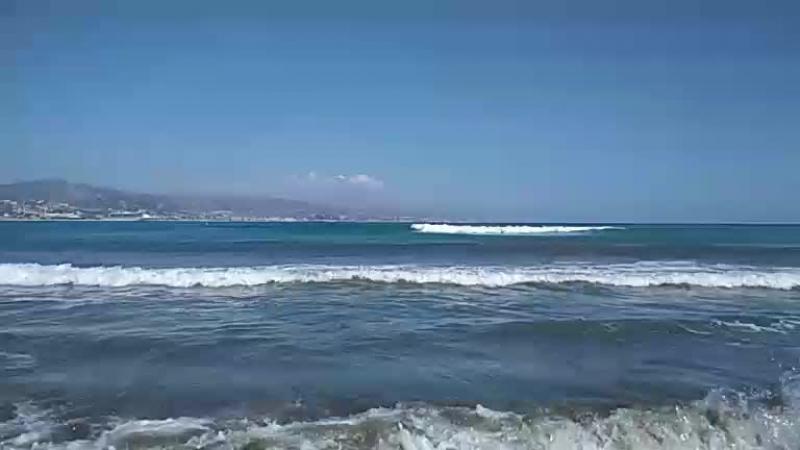 Spain - Malaga beach