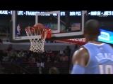 Derrick Roses vs Ty Lawson