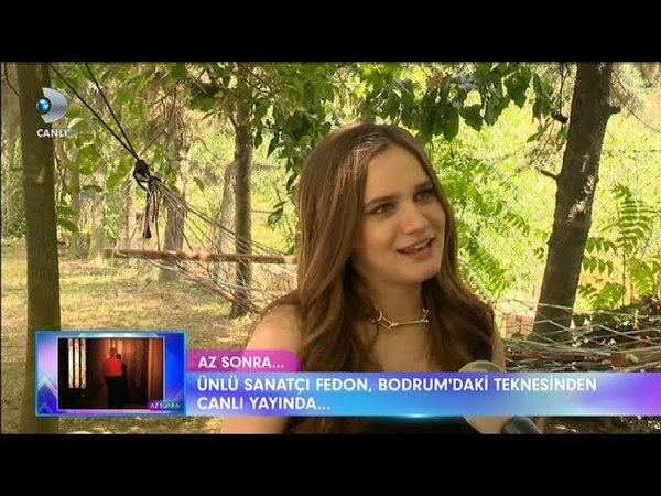 Miray Daner, Melisa Şenolsun, Hazal Filiz Küçükköse Magazin D Yaz 19 Temmuz 2017