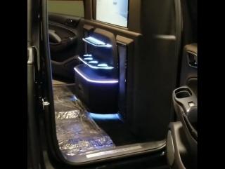 Инсталляция в Chevrolet Suburban