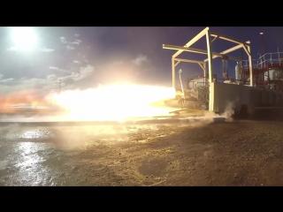 Virgin Orbit - NewtonThree Hotfire