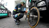 Peter Sagan's training ride - Tour of Flanders 2018