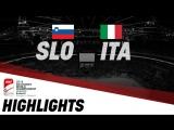 Словения - Италия - 3:4
