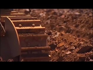 UNREAL HEAVY MACHINERY! MACHINE FOR DIGGING TUNNELS