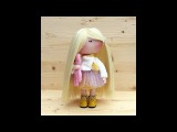 Мастер класс куколка Розочка