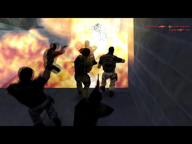 Игра на сервере №3 evilzomb.ru