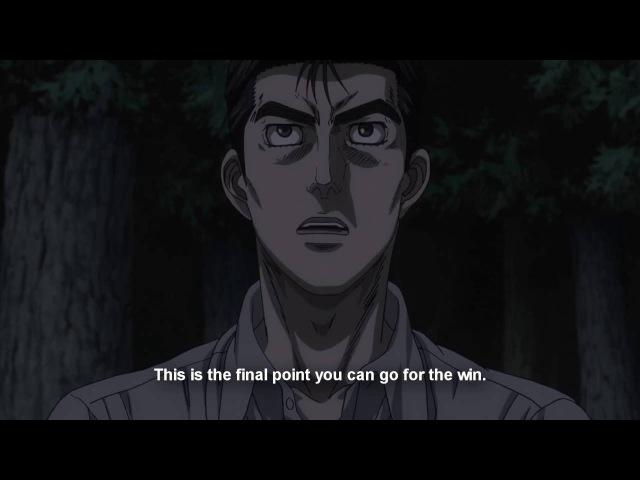Initial D Takumi vs Ryosuke Legend 3 Beat of the Rising Sun version subbed