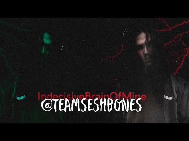 BONES - IndecisiveBrainOfMine / ПЕРЕВОД / WITH RUSSIAN SUBS