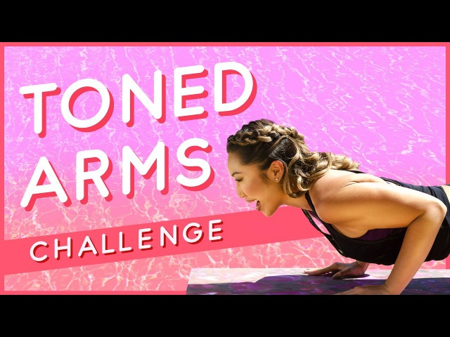 Toned Arms Sexy Shoulders Workout ☀ Summer Song Challenge 5 ☀