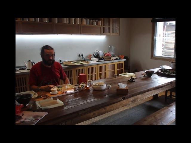 Дегустация выдержанного красного чая, Сяо Чжун Лао Ча