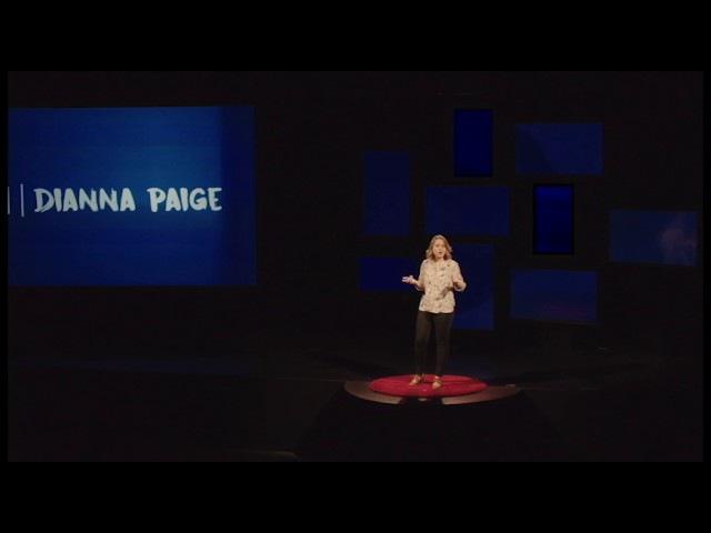 I Am Depressed Dianna Paige TEDxAllendaleColumbiaSchool