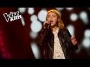 Zara Zoé canta Love Song - Audiciones a ciegas | La Voz Kids Colombia 2018