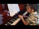 Самостоятельный черновой разбор. Скрябин, прелюдия No.4 op.11