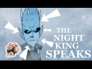 The Night King Speaks - StS ANIMATED (Game of Thrones Parody)