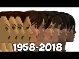 History Evolution of Video Games Graphics 1958 - 2018| History Porn