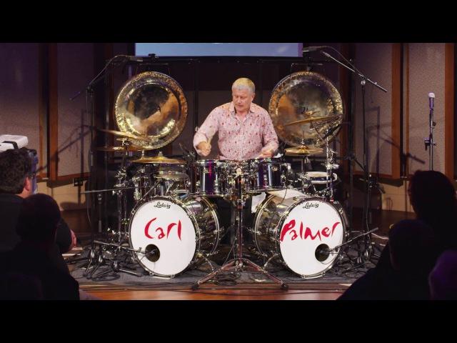 Carl Palmer's ELP Legacy Tour - Welcome Back My Friends