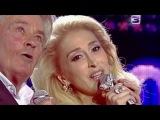 Alain Delon &amp Stella Djanni - Paroles, Paroles Live Discoteka 80 Moscow 2009 HD