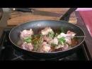 Le ricette dei ristoranti del lazio CONIGLIO ALLE ERBE