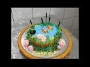 УКРАШЕНИЕ ТОРТОВ, Торт ОЗЕРО от SWEET BEAUTY СЛАДКАЯ КРАСОТА , CAKE DECORATION