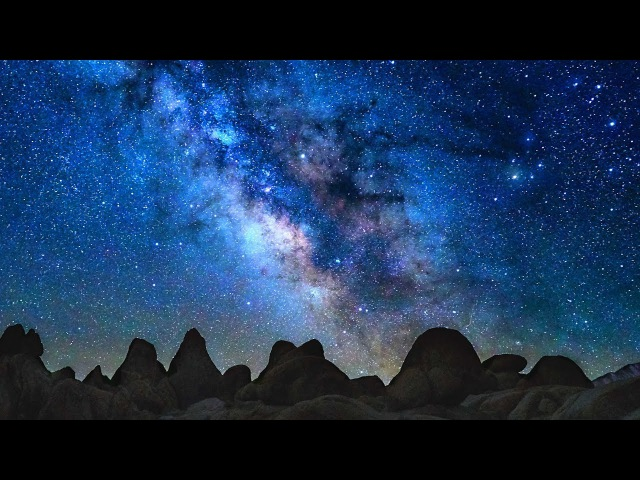 The Milky Way, A Journey Through The Sky (4K)- A Barry Chall Film