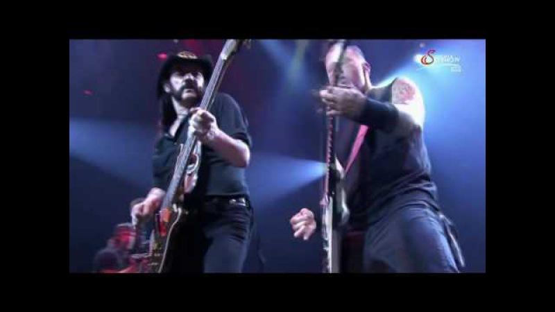 Metallica и Lemmy Kilmister Motorhead Damage Case